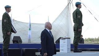 Посол России принял участие в награждение лучших снайперов