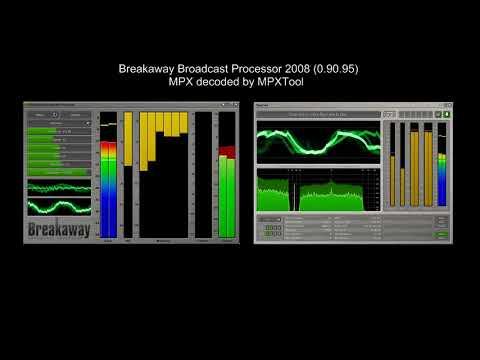 Breakaway Broadcast 2008 (BBC-POP Mix) Plutonium Preset (50us MPX demodulated)