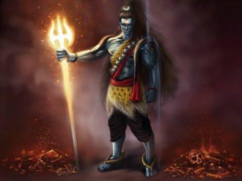 Lord Shiva Beautiful Song (Sanskrit Theme)