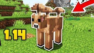 Minecraft 1.14 - NOUA VACA! (Snapshot 19w08a)