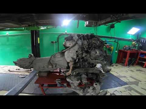 Замена двигателя на Toyota Granvia 3.0DT G