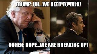 Michael Cohen Blasts Trump