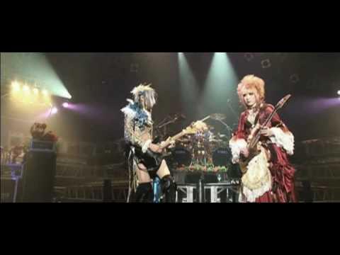 Versailles - SILENT KNIGHT (Live)
