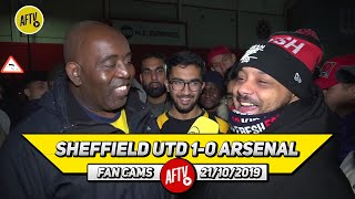 Sheffield Utd 1-0 Arsenal | Sideways & Backwards, It Was Like A Wenger Game! (Troopz)