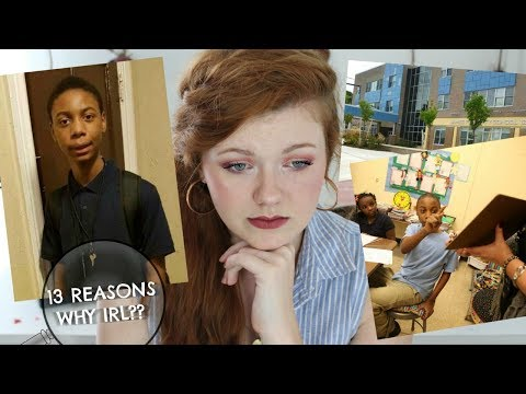 THE TREVYAN ROWE CASE   13 Reasons Why IN REAL LIFE??