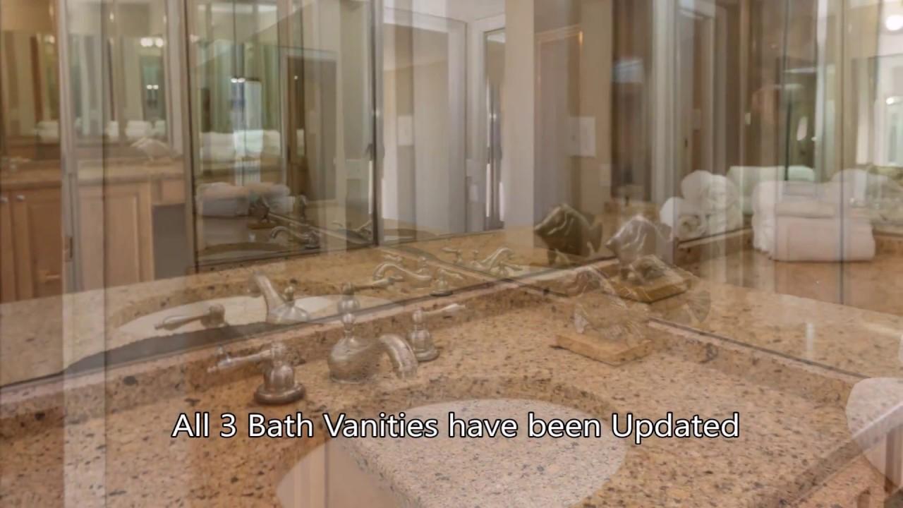 Island Way Clearwater Beach FL YouTube - Bathroom vanities bonita springs fl