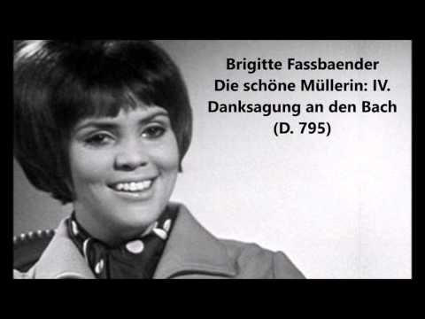 """Brigitte Fassbaender: The complete """"Die schöne Müllerin D. 795"""" (Schubert)"""