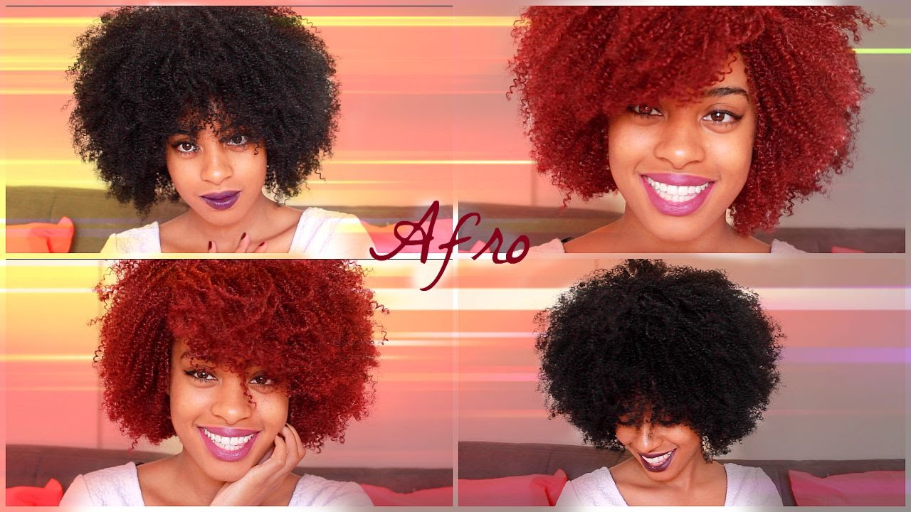 Affordable Freetress Equal Synthetic Wig Afro Elevate Style Youtube