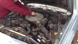Part 2 Cold Start Chrysler Imperial Frank Sinatra Edition