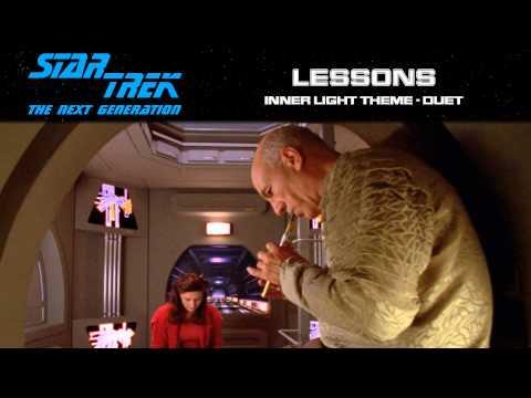 Star Trek: TNG Music - Inner Light Theme - Duet [Lessons]