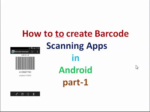 Jun 12,  · Once you tap scan barcode, put the barcode you wish to scan in between the white brackets. The app will then begin reading the code. You can now see the product we scanned, shows up!