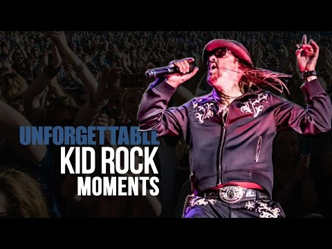 6 Unforgettable Kid Rock Moments