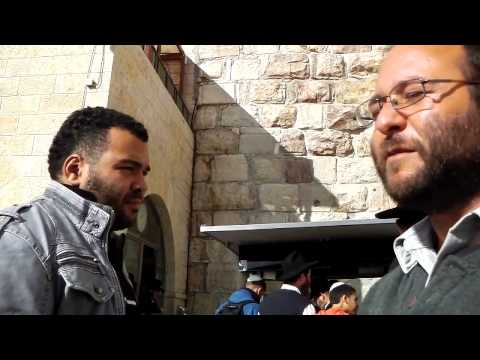 Conversaton in Jerusalem on Judaism
