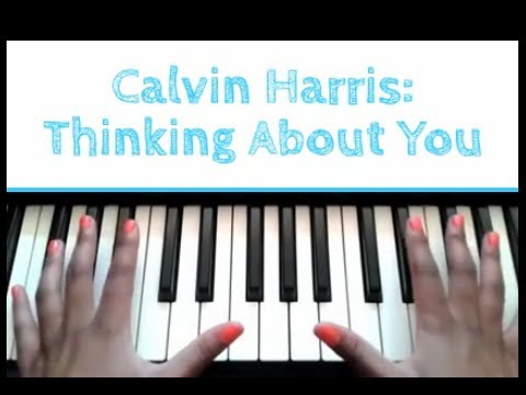 Thinking About You by Calvin Harris feat. Ayah Marar on ...