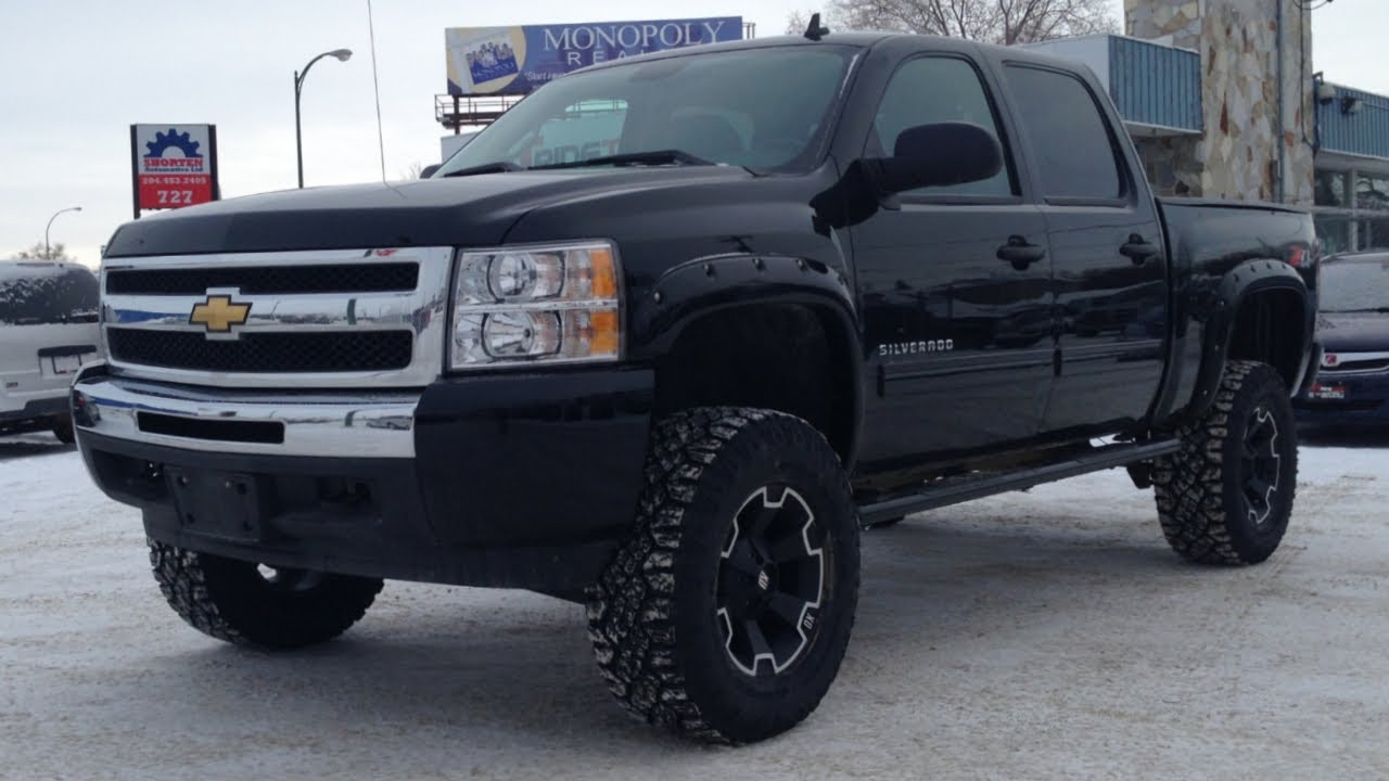 Lifted 2011 Chevrolet Silverado 1500 Z71 | Custom Trucks ...