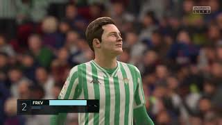 LaLiga Santander Highlights      FC Barcelona vs Real Betis      (11.11.2018)