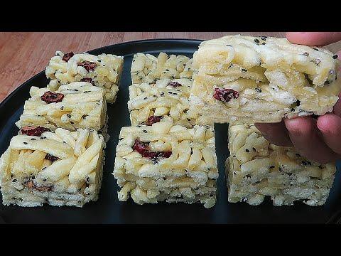 一碗麵粉3個雞蛋,做最簡單的沙琪瑪,香酥綿軟,越吃越想吃