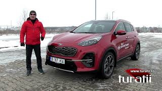 Kia Sportage 2.0l CRDi MH 48V AT8 AWD GT Line video 1 of 3