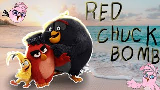 Red & Chuck & Bomb Angry Birds Music Video | (Alan walker vs Coldplay - Hymn For The Weekend Remix)