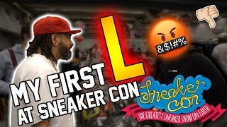 SPENDING OVER $50,000 AT SNEAKER CON MONTREAL AND TAKING MY FIRST L