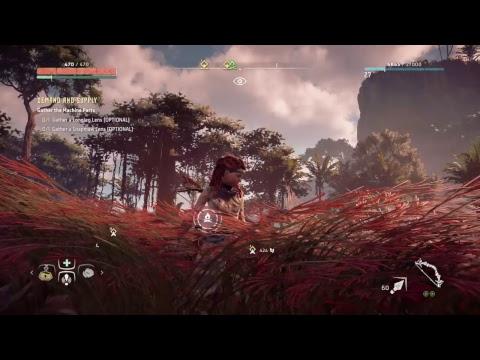 Horizon Zero Dawn Gameplay Part 6 (sorry for the wait)