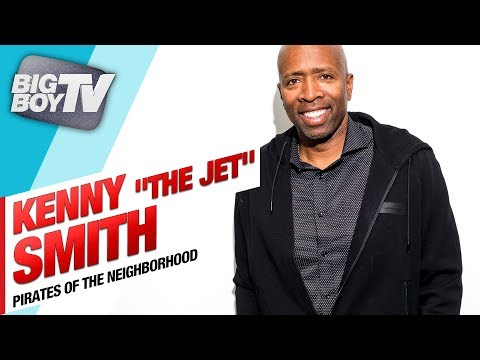 "Kenny ""The Jet"" Smith w/ NBA Predictions and Recruiting Big Boy's Son"