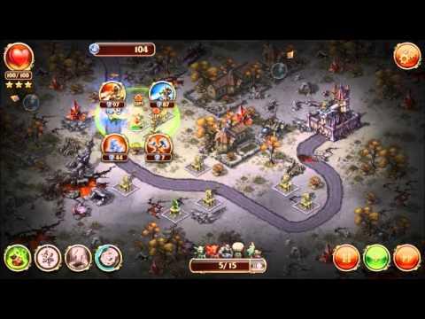 Игры tower defense на пк, прохождение Соладтики 3, уровень 62