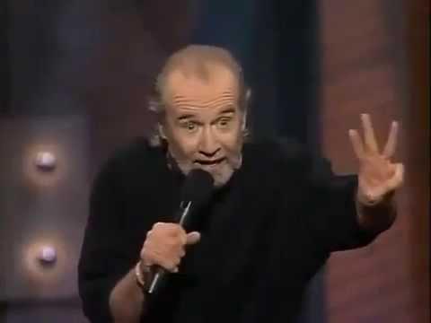 Джордж Карлин ( George Carlin)   - Некоторые люди просто блядь тупые