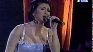 Regine Velasquez - Words Get in the Way (Gloria Estefan Cover)