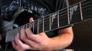 Ibanez Giger RGTHRG2 - improvisation 1