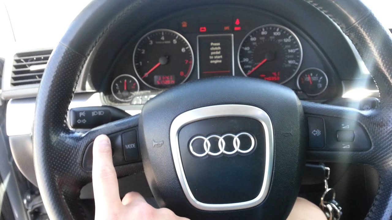 2005.5 audi a4 2.0t overview - youtube