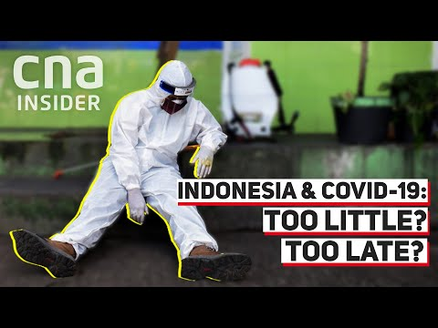 Indonesia's COVID-19 Response: Too Little, Too Late?