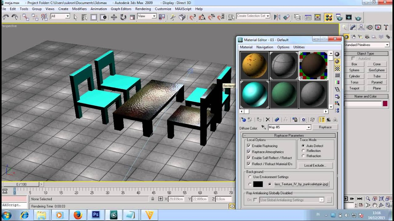 V-ray 3. 3 for 3ds max overview | cg tutorial.