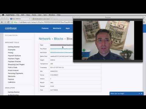 Bitcoin Block Details