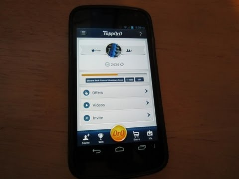 Tapporo App Review - Make Money On Android!