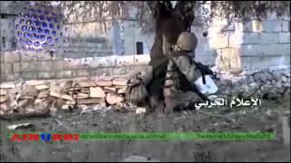 Сирия-ИГИЛ.Сирийская армия и Хезболла Захват Ratyan город