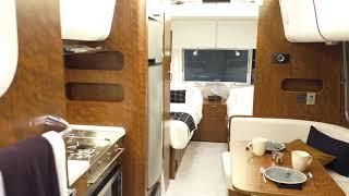 First Look 2020 Airstream Globetrotter 23FBT Twin Video Tour Walk Through thumbnail