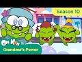 Om Nom Stories - Super-Noms: Grandma's Power (Cut the Rope)