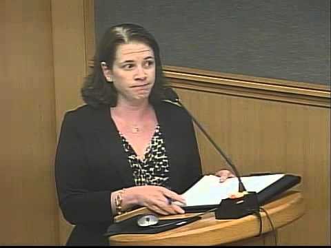 City Council Meeting September 16th, 2014