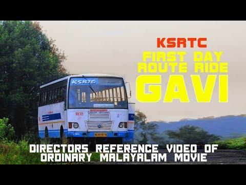 GAVI TOUR IN  K.S.R.T.C BUS