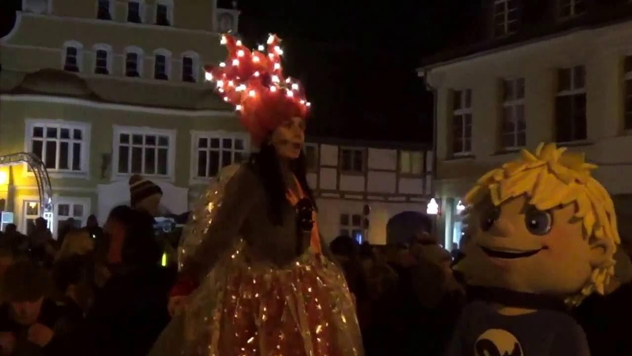 Novemberlichter 2016 Wismar Youtube