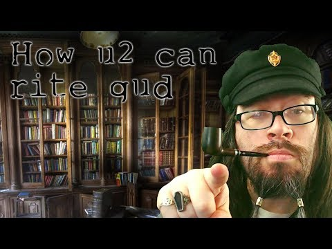 #Writing - How u 2 can rite gud (tips for writers & authors)
