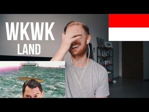 Weird Genius - WKWK Land (ft. ChandraLiow) // WKWK Land Music Reaction