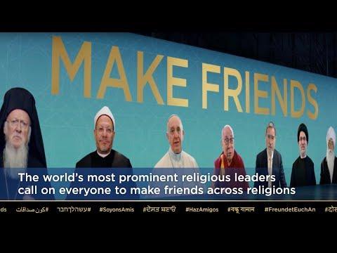Make Friends video statement (English subtitles)
