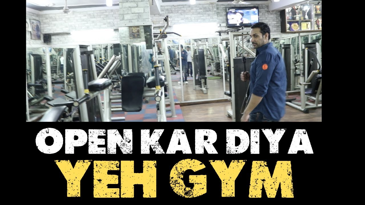 Open kar diya gym | FULL VLOG | Tarun Gill Talks