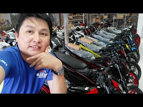 SATRIA 150 2019 - Giá Xe Suzuki Satria Nhập Khẩu Indonesia Tháng 07 GIẢM SẬP SÀN
