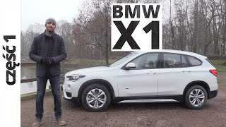 BMW X1 xDrive25d 2.0 231 KM, 2016 - test AutoCentrum.pl #264
