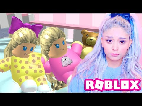 Twins Separated At Birth... | Roblox Roleplay Reaction