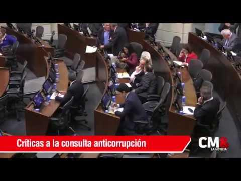El Senado aplazó para junio la decisión sobre la Consulta Anticorrupción