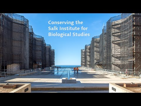 Conserving the Salk Institute for Biological Studies